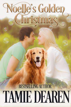 Cover for Noelle's Golden Christmas