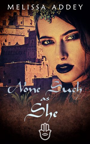 Cover for None Such as She