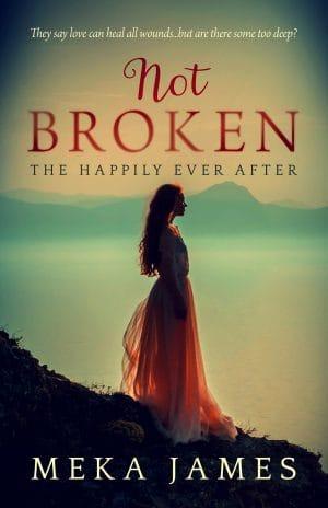 Cover for Not Broken
