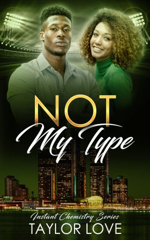 Cover for Not My Type