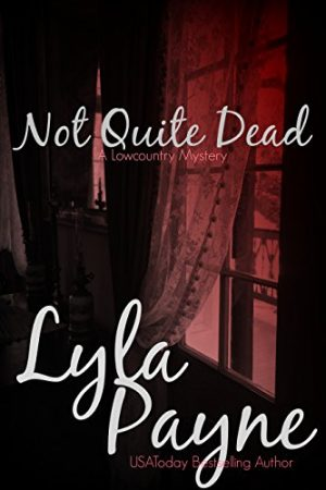 Cover for Not Quite Dead