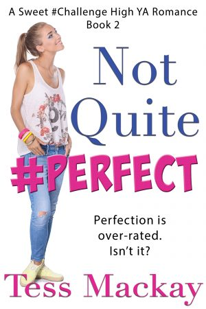 Cover for Not Quite Perfect