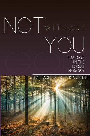 Cover for Not Without You: 365 Days in the Lord's Presence