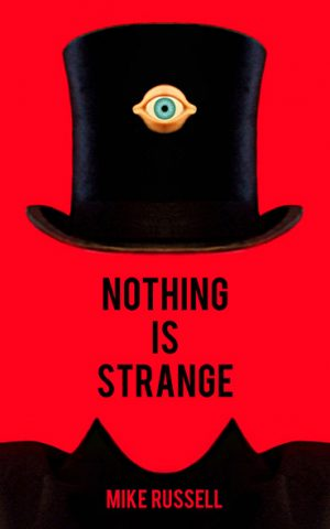 Cover for Nothing Is Strange