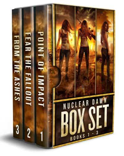 Cover for Nuclear Dawn Box Set Books 1-3