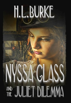 Cover for Nyssa Glass and the Juliet Dilemma