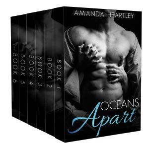 Cover for Oceans Apart Complete Series Box Set