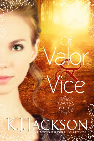 Cover for Of Vice & Valor