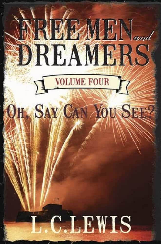 Cover for Free Men and Dreamers Volume 4