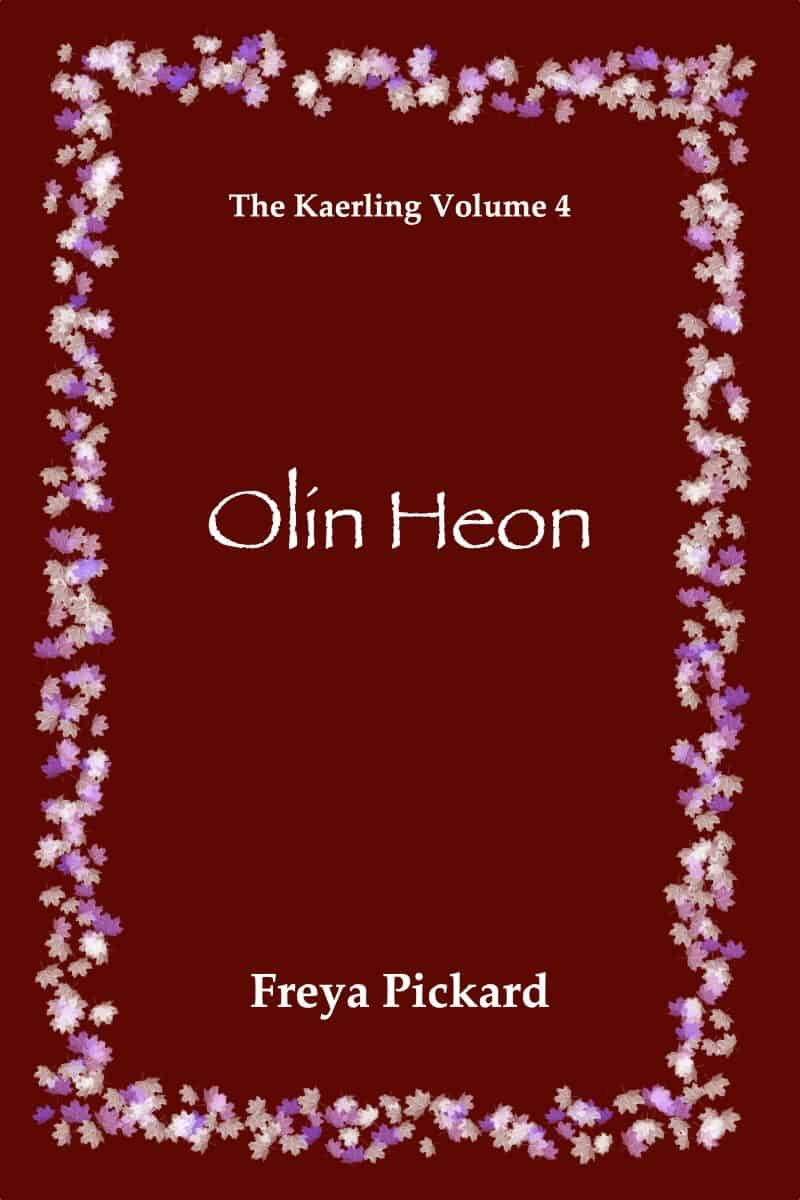 Cover for Olin Heon: The Kaerling Volume Four