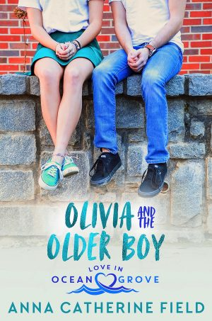 Cover for Olivia and The Older Boy