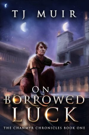Cover for On Borrowed Luck