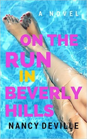 Cover for On the Run in Beverly Hills