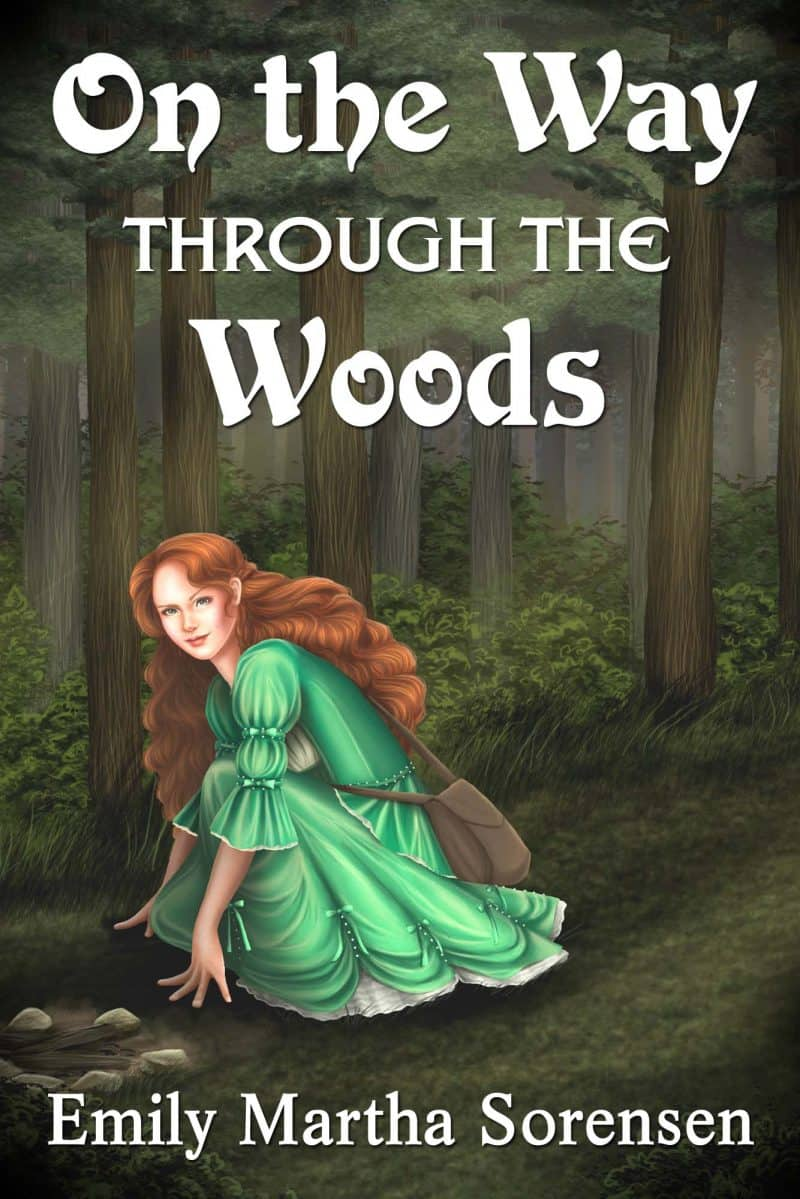 Cover for On the Way Through the Woods