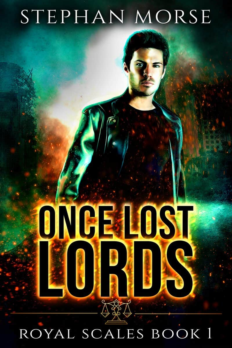 Cover for Once Lost Lords