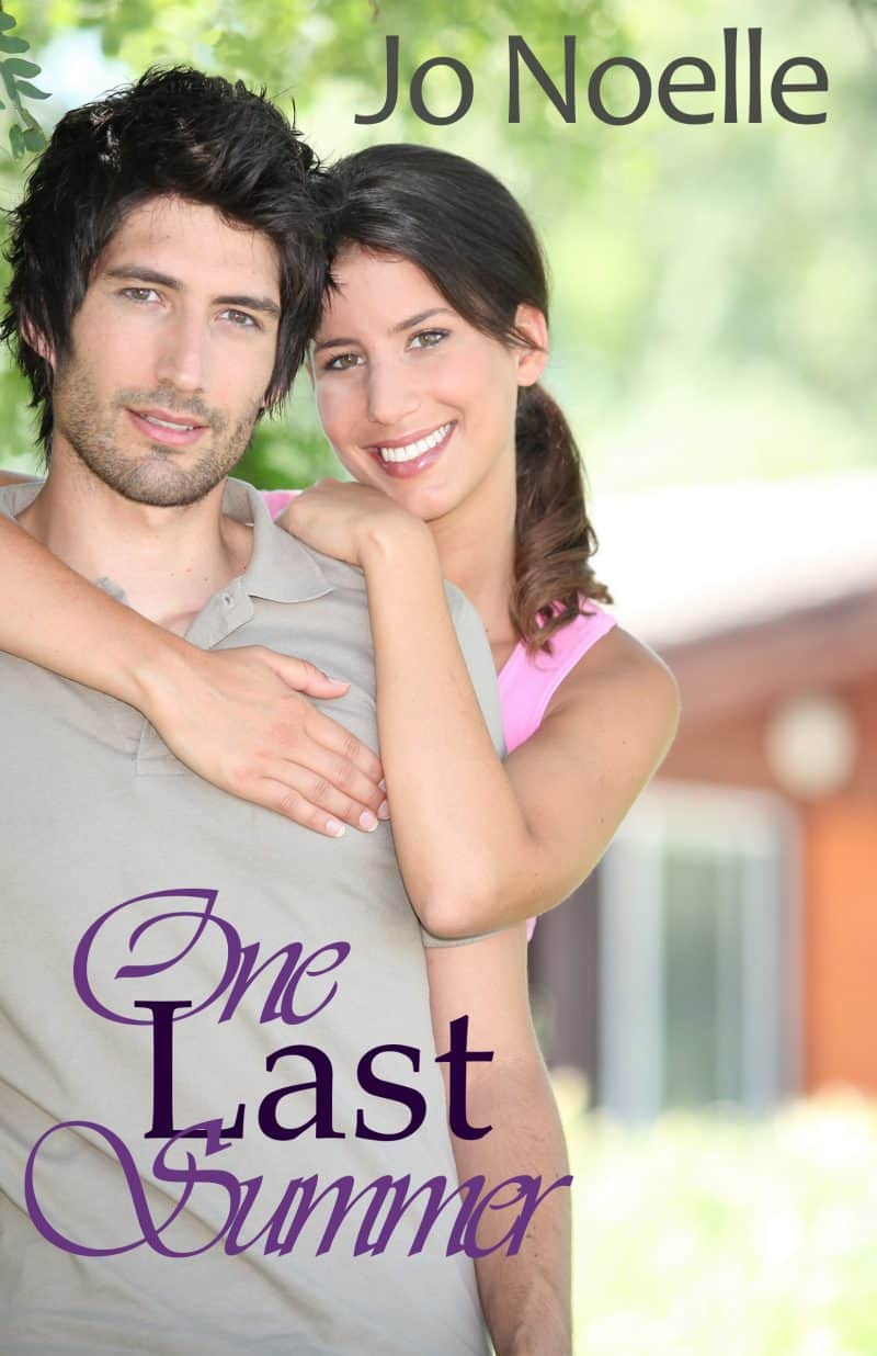 Cover for One Last Summer