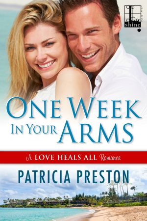 Cover for One Week in Your Arms