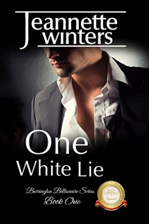 Cover for One White Lie