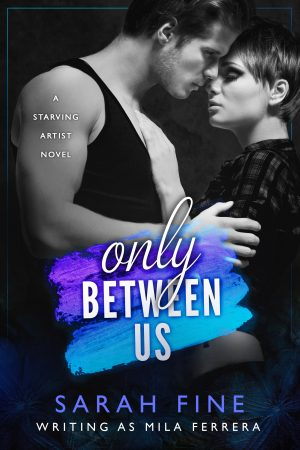 Cover for Only Between Us