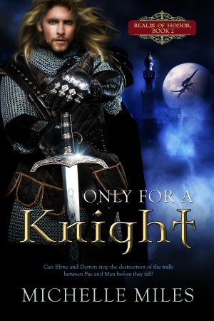 Cover for Only for a Knight