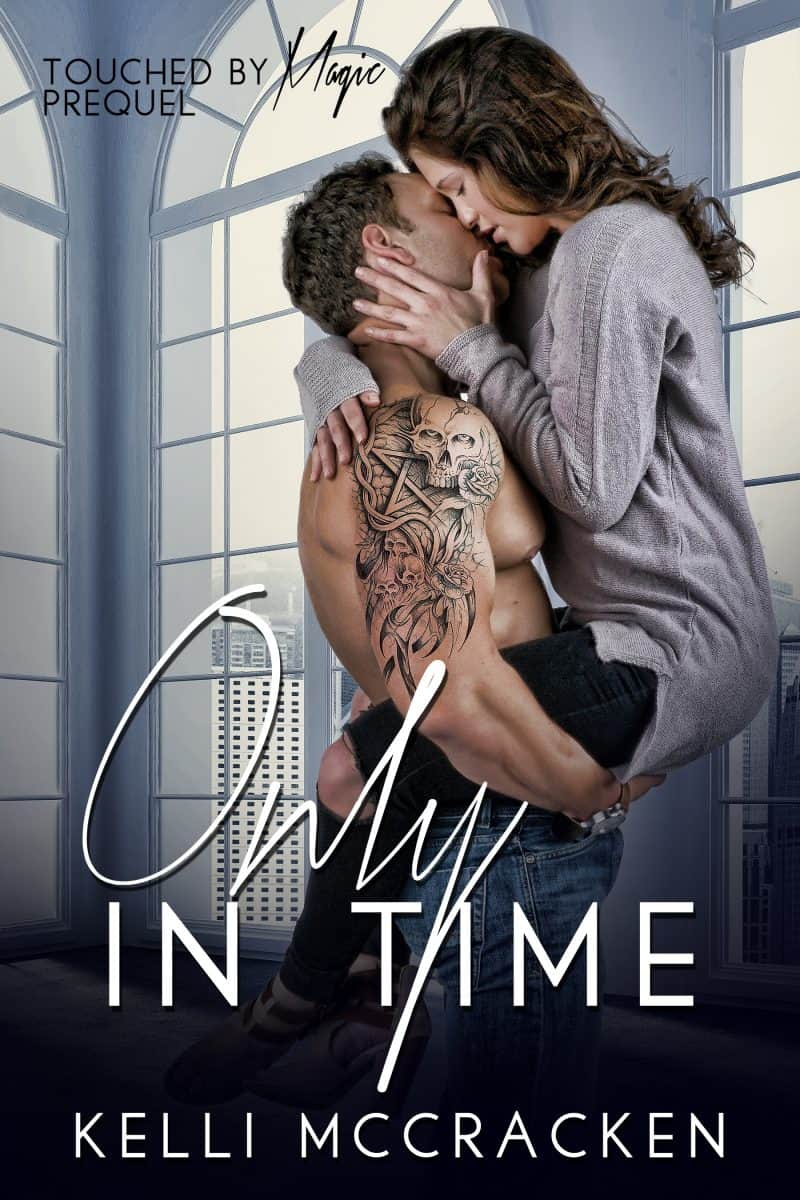 Cover for Only in Time: A Second-Chance Romance