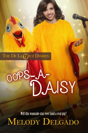 Cover for Oops-A-Daisy