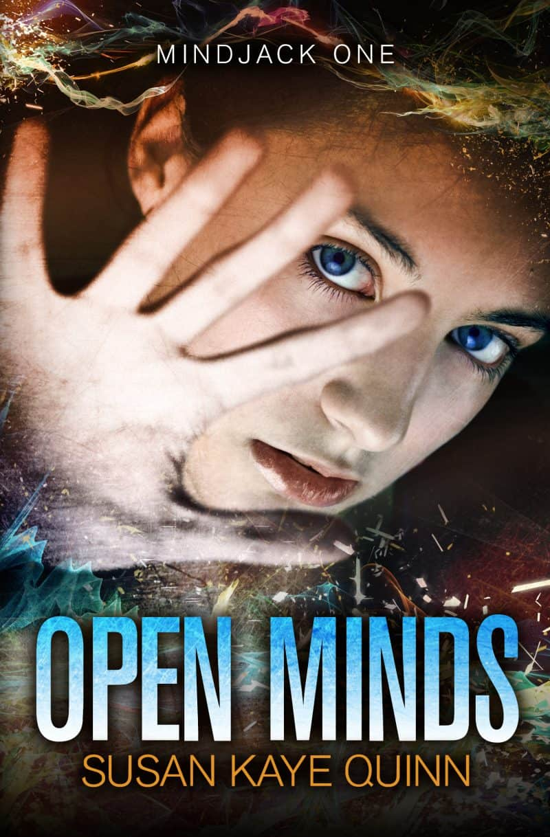Cover for Open Minds