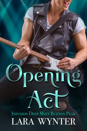 Cover for Opening Act