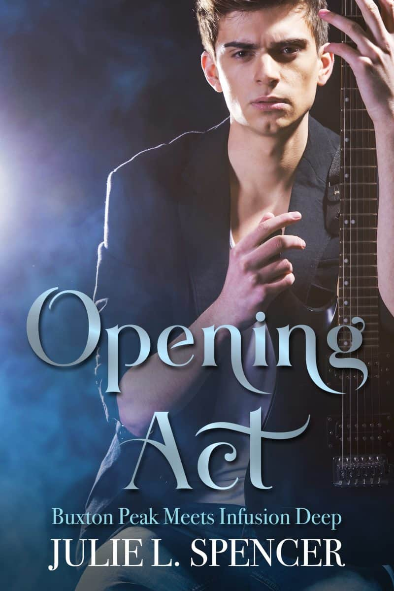 Cover for Opening Act: Buxton Peak Meets Infusion Deep: Clean Contemporary Rock Star Series