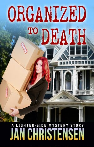 Cover for Organized to Death