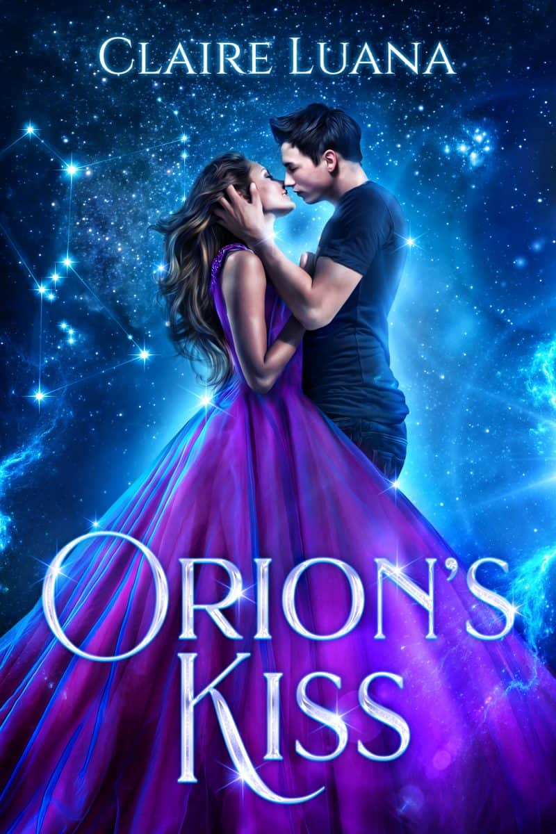 Cover for Orion's Kiss
