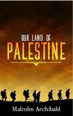 Cover for Our Land of Palestine