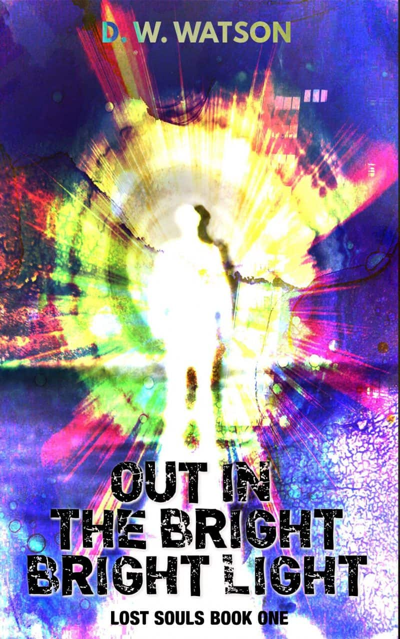 Cover for Out in the Bright Bright Light
