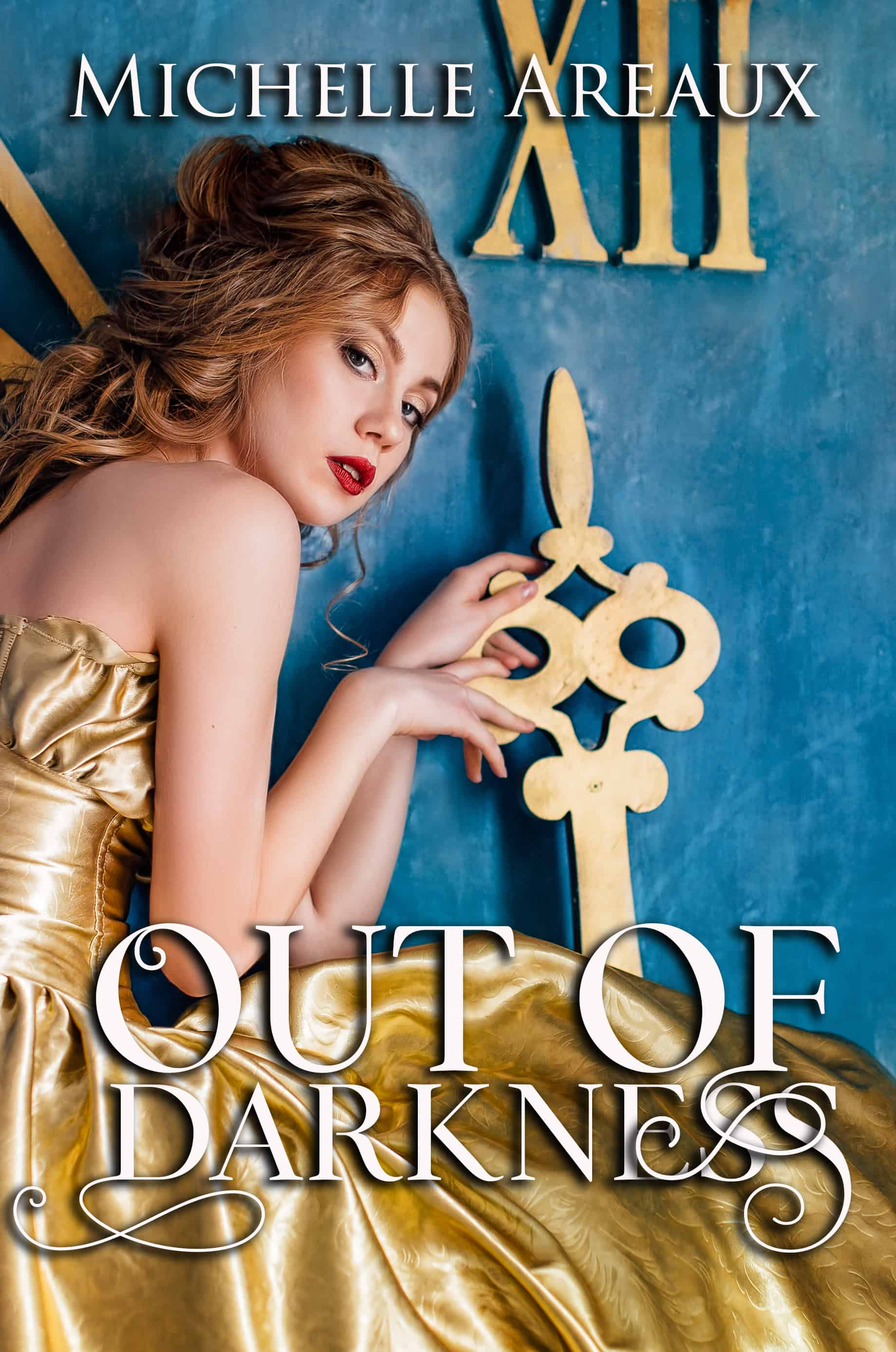 Cover for Out of Darkness