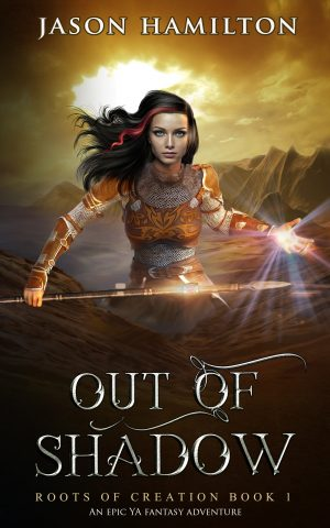 Cover for Out of Shadow