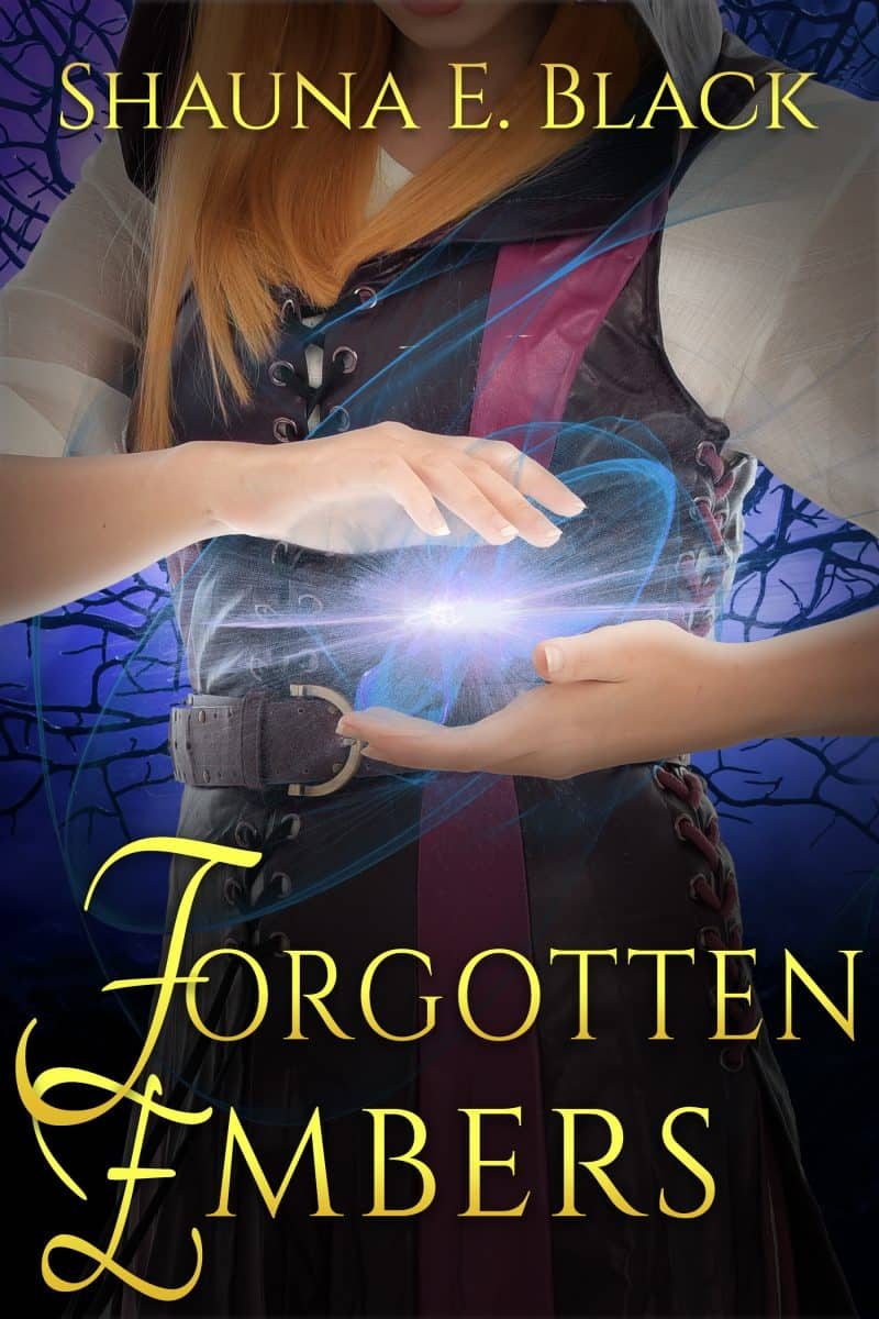 Cover for Forgotten Embers