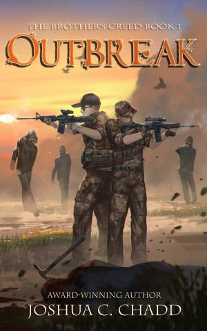 Cover for Outbreak