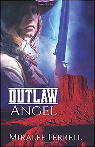 Cover for Outlaw Angel