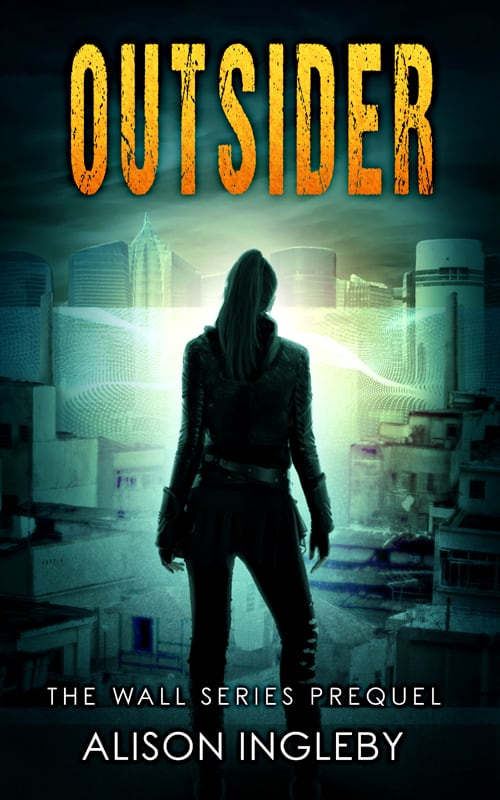 Cover for Outsider