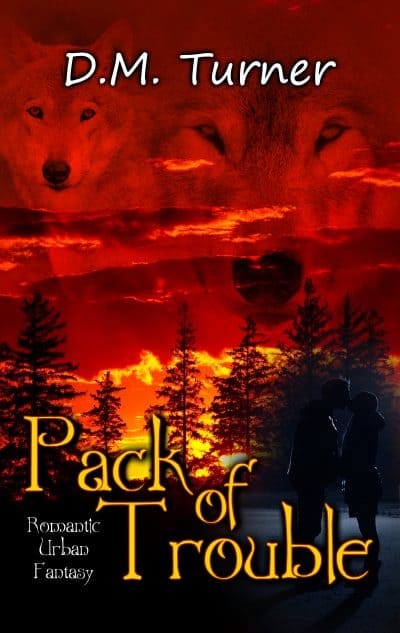 Cover for Pack of Trouble