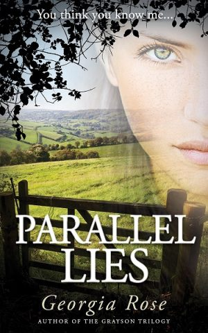 Cover for Parallel Lies