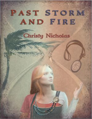 Cover for Past Storm and Fire