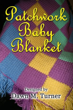 Cover for Patchwork Baby Blanket