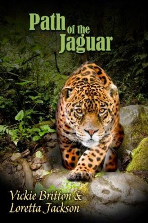 Cover for Path of the Jaguar