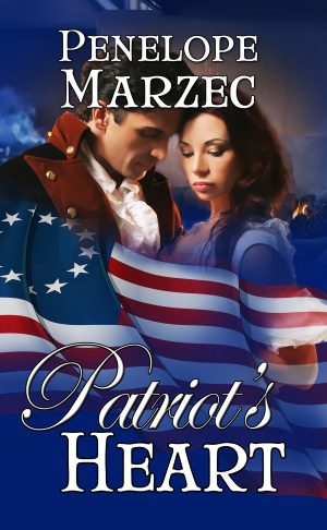 Cover for Patriot's Heart