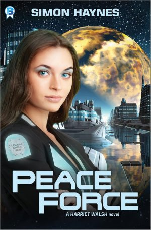 Cover for Peace Force