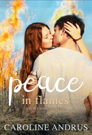 Cover for Peace in Flames