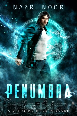Cover for Penumbra