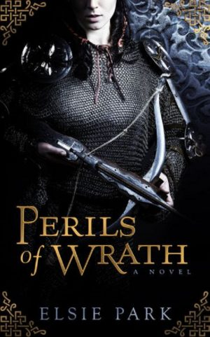 Cover for Perils of Wrath