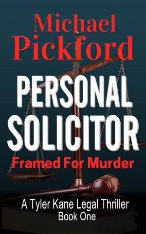 Cover for Personal Solicitor